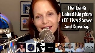 Flat Earth United Kingdom - 100 Live Shows And Counting