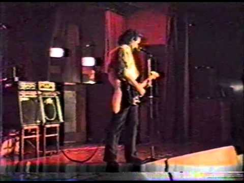 Bonnar & Me at Bell Isle Club   Old VHS tape inc Tracking & speed errors part 1