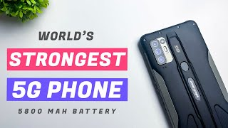 World 39 s FIRST 5G Rugged Phone - Armor 10
