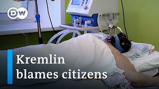 Russia's daily COVID-19 death rate tops 1,000