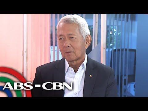 Not fair to say China a bully, says ex-DFA chief Yasay | ANC