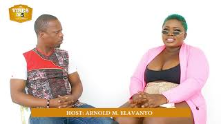 arnold-interviews-queen-haizel