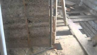 Садятся стены в монолитном доме из Опилкобетона?Кто что думает?(После морозного января заметил как выгнуло доски на перегородке второго этажа и в одном из дверных проемов..., 2016-02-08T02:37:35.000Z)
