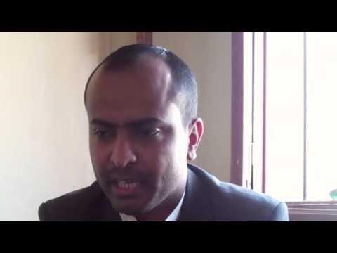 Tariq Hassan Al Saady on situation in Saada, Yemen