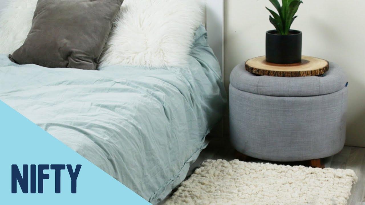 More DIY Bedroom Upgrades