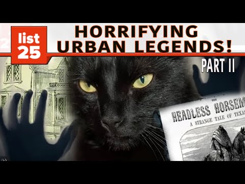 25 Urban Legends in Every US State (Part 2) Mp3