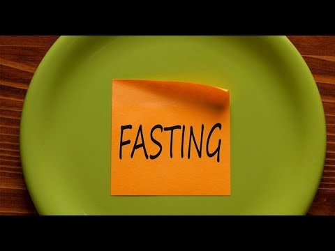 How to Fast & the History of the Church's Fast