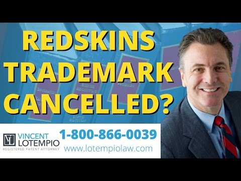 Redskins Trademark Cancelled? The 12th man?: Patent Home: Patent Attorney Buffalo NY