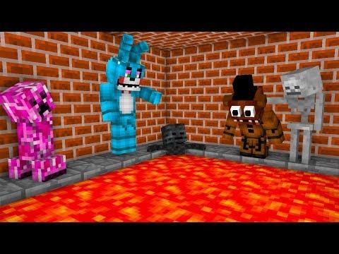 Monster School : FNAF Season - Minecraft Animation