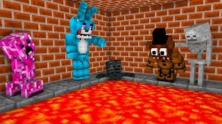 Monster School FNAF Season Minecraft Animation