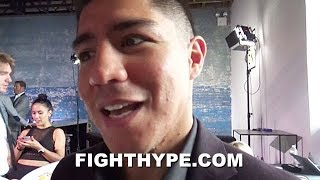 JESSIE VARGAS REACTS TO PACQUIAO KNOCKING OUT MATTHYSSE; EAGER TO GET REMATCH, BUT PREFERS BRONER
