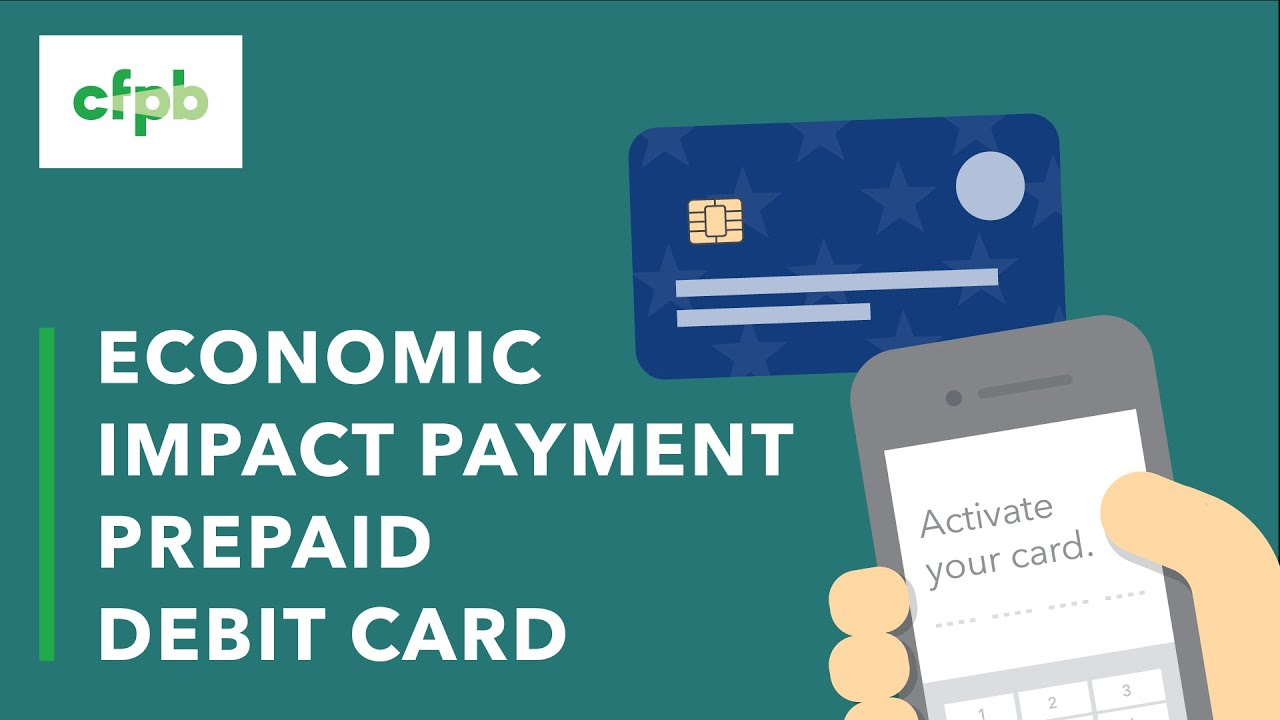 How To Use Your Economic Impact Payment Prepaid Debit Card Without Paying A Fee Consumer Financial Protection Bureau