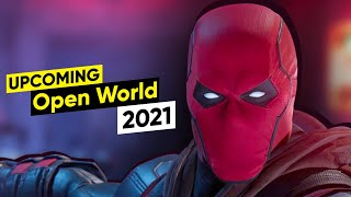 10 Best Upcoming Open World Games for 2021 and Beyond