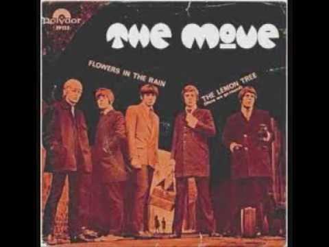 The Move - Flowers in the Rain