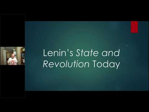 Lenin's State and Revolution today