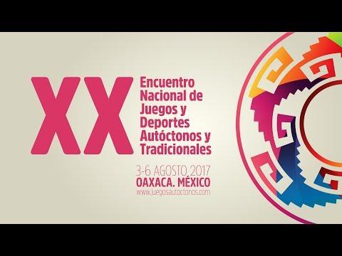 XX Encuentro Nacional de Juegos y Deportes Autóctonos y Tradicionales