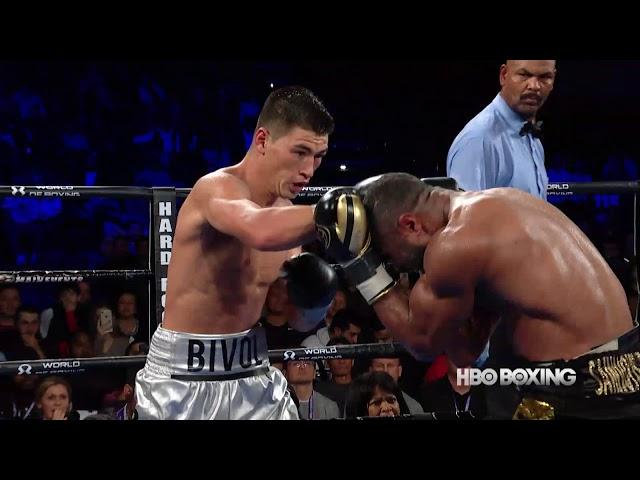 Fight highlights: Dmitry Bivol vs. Jean Pascal (HBO World Championship Boxing)