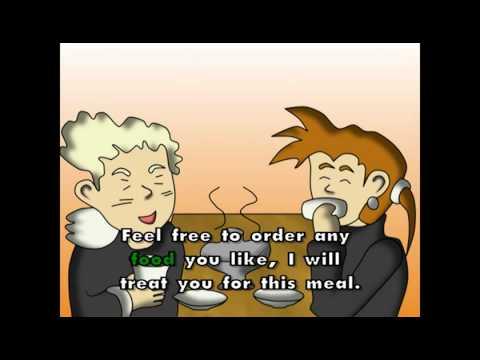 บทที่8 สั่งอาหาร