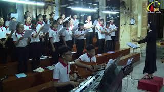 Trực tiếp thánh lễ mừng kính thánh PHANXICÔ ASSISI bổn mạng huynh trưởng Đền Thánh Bác Trạch