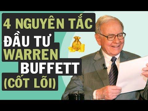 Warren Buffett Đầu Tư Như Thế Nào - 4 Nguyên Tắc (Cốt Lõi) | VNINVESTOR