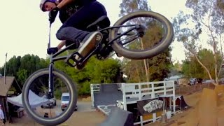 BMX Sessions at the Stay Strong Compound - Red Bull Makin
