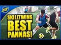 Skilltwins Best Nutmegs pannas Football Skills! ★ video