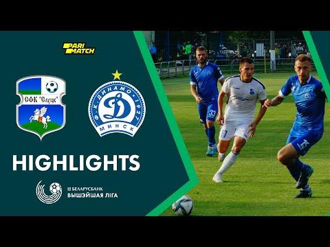 Slutsk Dinamo Minsk Goals And Highlights