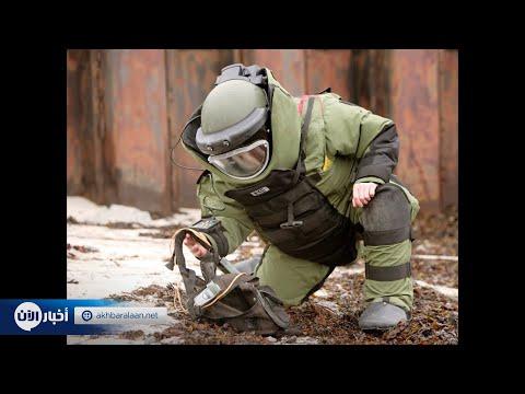 العثور على متفجرات مدفونة في الأردن  - نشر قبل 3 ساعة