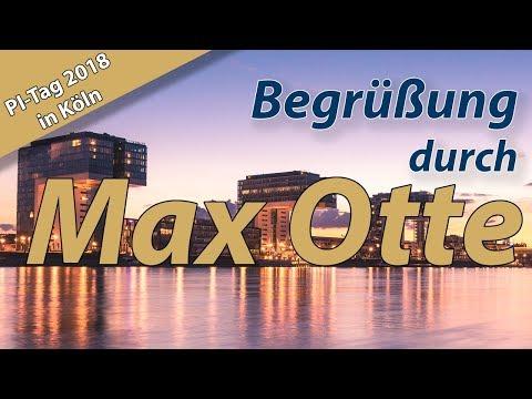 """Max Otte: """"So bauen wir ein krisenfestes Portfolio!"""" Max Otte beim Privatinvestor-Tag 2018"""