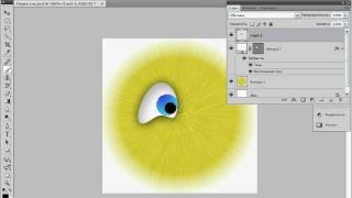 Рисуем забавного пушистика в Photoshop. Часть 2 (9/40)