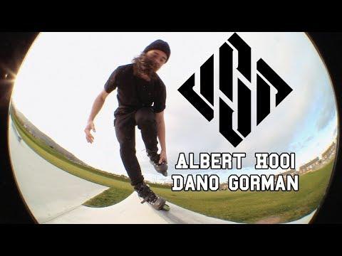 Albert Hooi X Dano Gorman - Park Edit- USD Skates