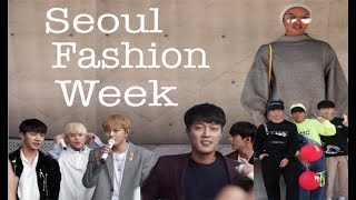 Seoul Fashion Week S/S 2018 | Highlight PERFORMED!!😱😍