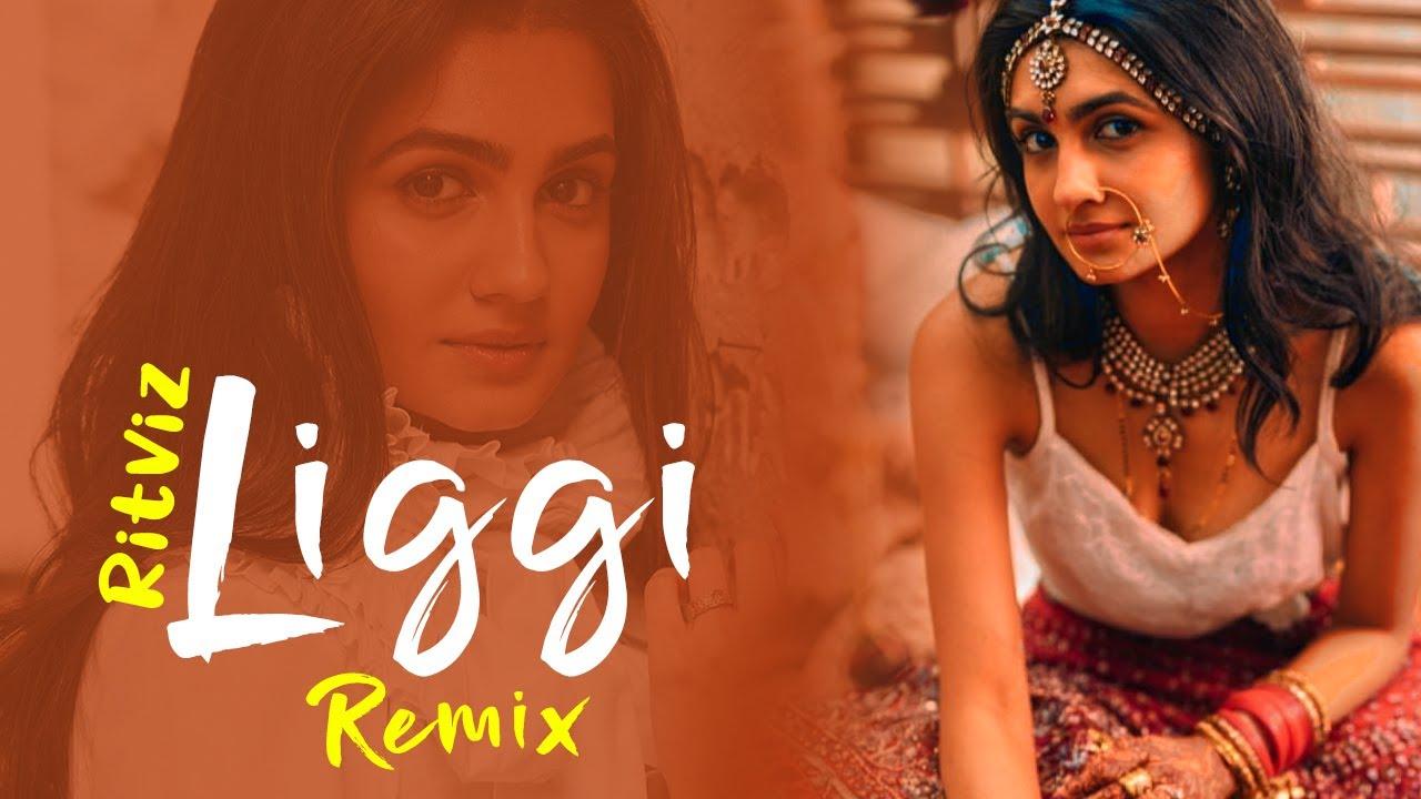 Ritviz - Liggi | Remix | DJ Purvish | Indie Pop