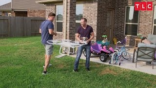 Is Dad Wasting Money on Toys For Himself? | OutDaughtered