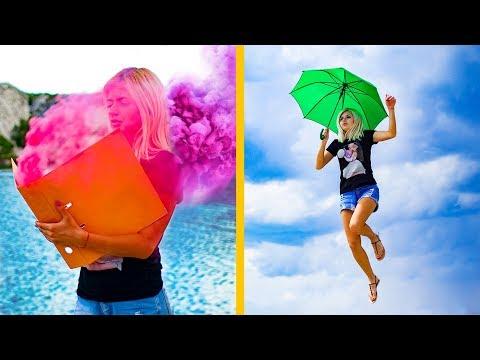 15 фото лайфхаков для Инстаграма - Видео онлайн