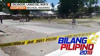 Barilan sa kampanya sa Lanao