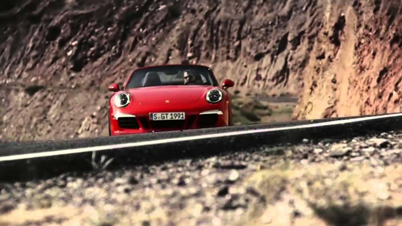The  New 2015 - 911 Targa 4 GTS   All that matters  الجديد 2015 - 911 تارغا 4 GTS كل ما يهم