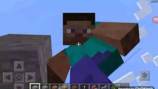 Minecraft pe büyülü kılıç nasıl yapılır w/Efe