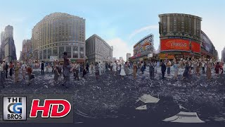 "CGI & VFX Breakdowns: ""360° Compositing Breakdown"" - by Ergin Sanal"