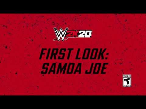 WWE2K20 Samoa Joe Entrance