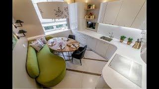 видео Угловые шкафы – порядок в вашей маленькой квартире