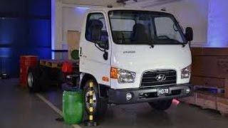 Lanzamiento Camin Hyundai HD78 en Argentina смотреть