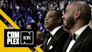 Jay Zs Roc Nation Empire Expands With Television Division