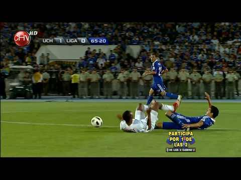 U. de Chile vs LDU Quito 3x0 (Final Vuelta - Copa Sudamericana 2011)