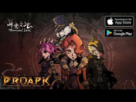 Dissimilated Land Gameplay Android / IOS (CN)
