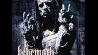Inflamed with Rage- Behemoth