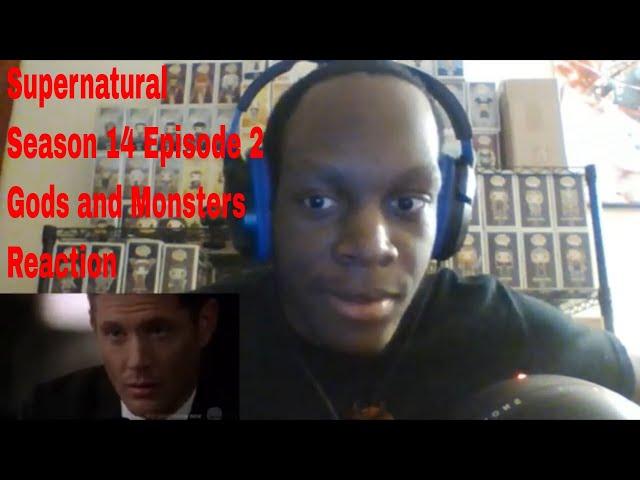 Supernatural Season 14 Episode 2 Gods and Monsters Reaction