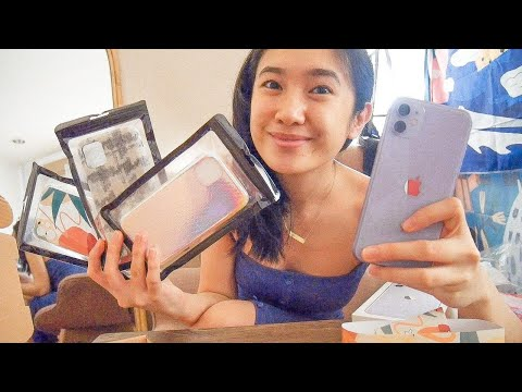 iPhone 11 Unboxing (ft. B. Manila Phone Cases & Accessories) | #MabuhayMonday
