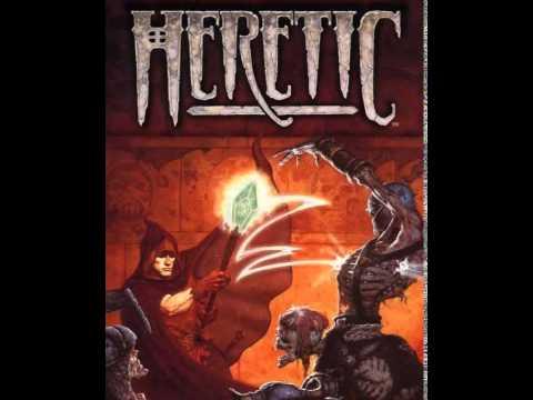Heretic E1M1 - The Docks (covert heresy cover)