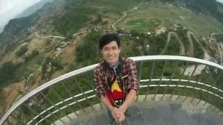 Toàn cảnh cột cờ lũng cú - Hà Giang ** Nguyễn Xulo